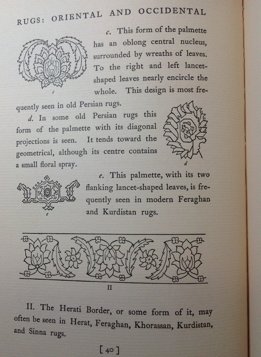 Page 40 Oriental and Occidental rugs