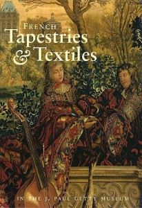 book french tapestries and textiles in getty museum