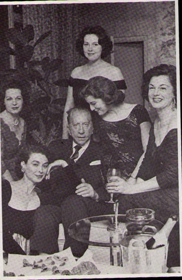 j.paul getty and female friends