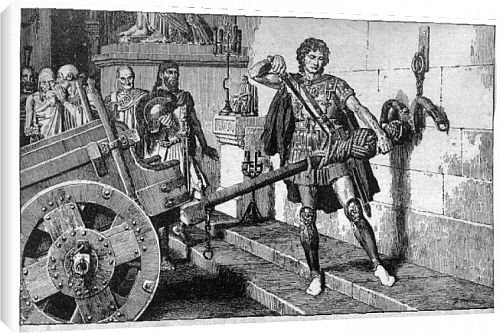 about alexander the great  the gordian knot and the finest