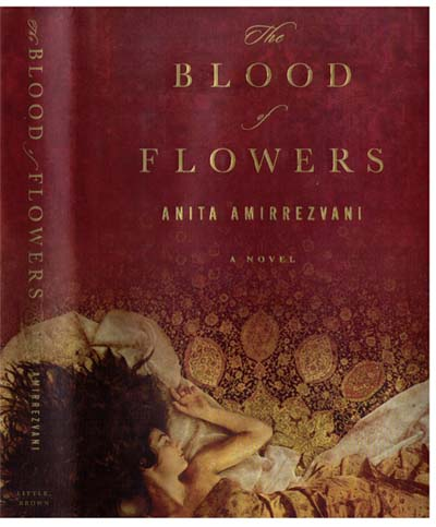 book blood of flowers