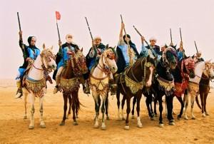 berber tribesmen