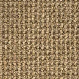 "A swatch of Modern machine-made ""Berber"" Carpet"