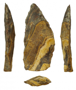 oldest spear points