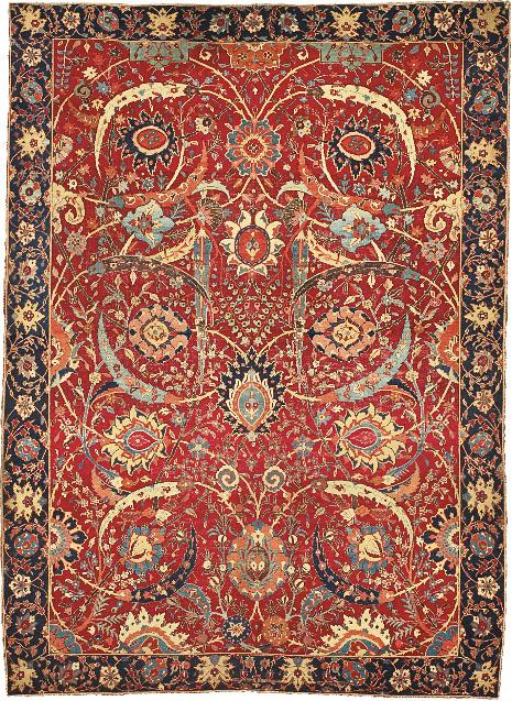 clark sickle leaf carpet