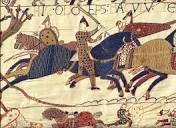 Real Bayeux Tapestry
