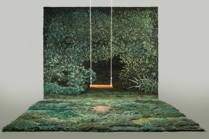 The Rug Art of Alexandra Kehayoglou: Refuge for a Memory